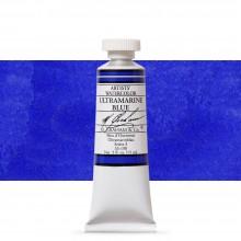 M. Graham : Artists' Watercolour Paint : 15ml : Ultramarine Blue