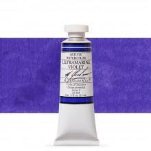 M. Graham : Artists' Watercolour Paint : 15ml : Ultramarine Violet