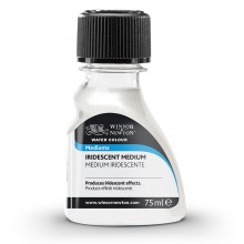 W & N Aquarell: Mittlere 75ml - IRISIERENDE MEDIUM