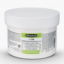 Schmincke Aquarell AQUA Modelling Paste: fein: 250ml Topf