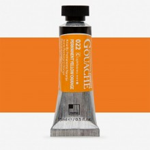 ShinHan : Professional Designers Gouache : 15ml : Permanent Yellow Orange
