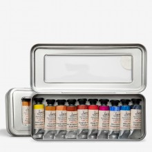 Isaro : Watercolour Paint : 7ml : Set 10 : Jackson's Selection Colours
