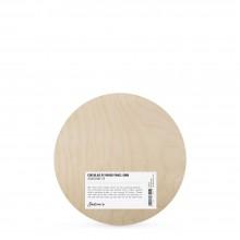 Jackson's : 6mm Circular Plywood Panel : 20cm Diameter