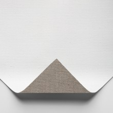 Artfix : CL92U Medium Linen : 740gsm : Universal Primed : 210cm Wide : 10m Roll
