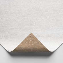 Claessens : CCL13 Very Fine Linen : 325gsm : Oil Primed : 10x15cm : Sample : 1 Per Order