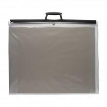 Mapac: A2 + schwarzer Griff Polyholdall 67 x 56cm