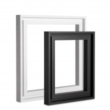 Jackson's : Ready Made Ayous Wood Frame for Panels in cm