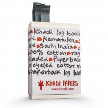 Khadi : Log Book : 90gsm : Smooth : 12x17cm : 90 Sheets