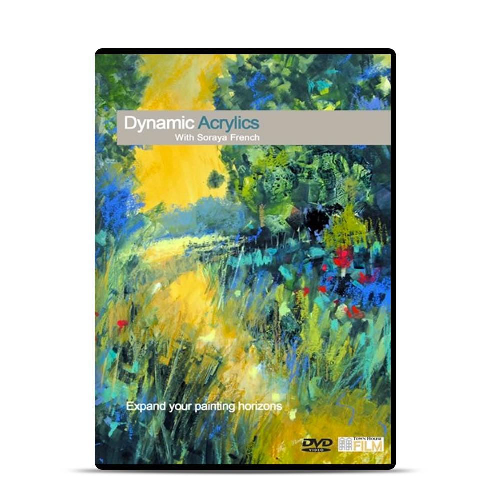 Townhouse : DVD : Dynamic Acrylics : Soraya French