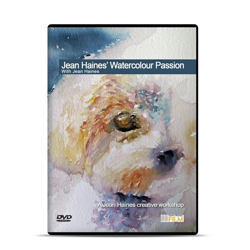 Townhouse : DVD : Watercolour Passion : Jean Haines SWA