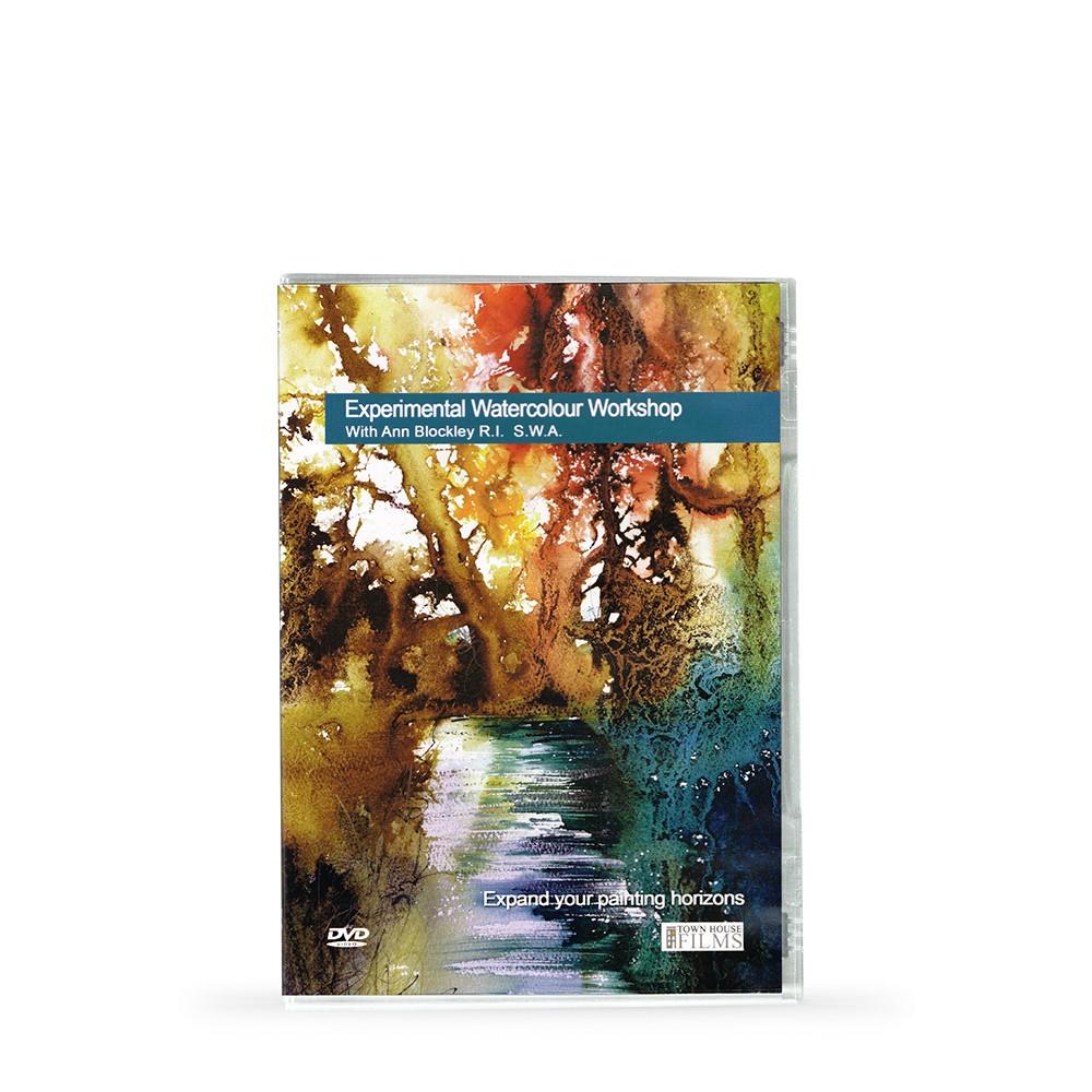 Townhouse : DVD : ExParimental Watercolour Workshop : avec Ann Blocley R.I.