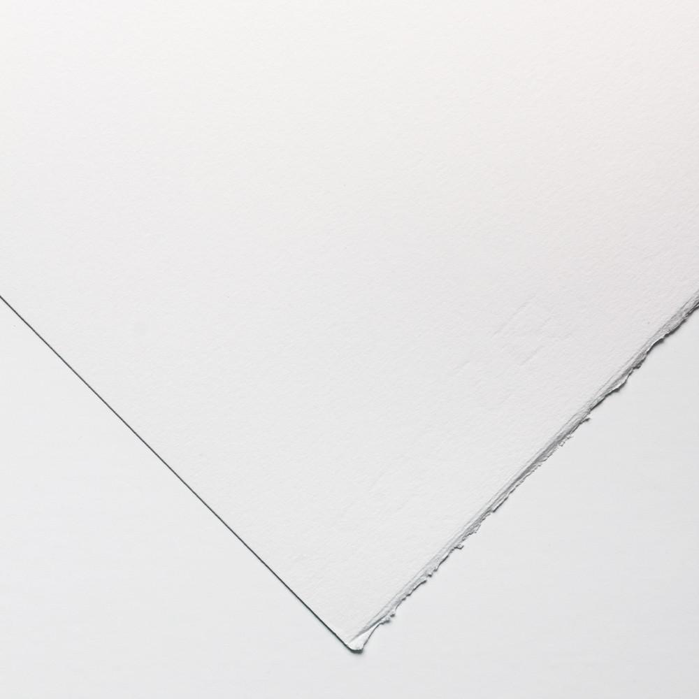 Fabriano : 5 : Papier Aquarelle : 300g : 50x70cm : 1 Feuille : Grain Satiné