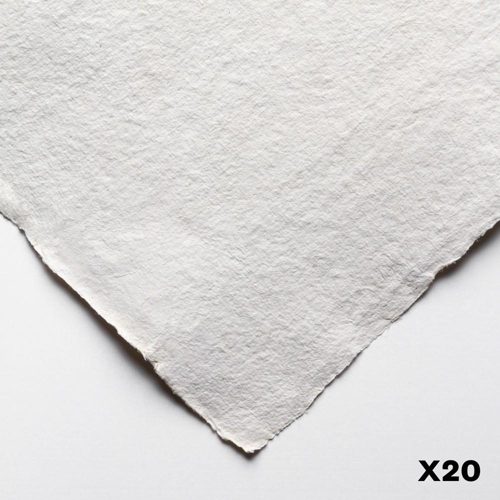 Jackson's : Eco Papier : A Grammage Moyennement Fort : 200lb : 56x76cm : 20 Feuilles
