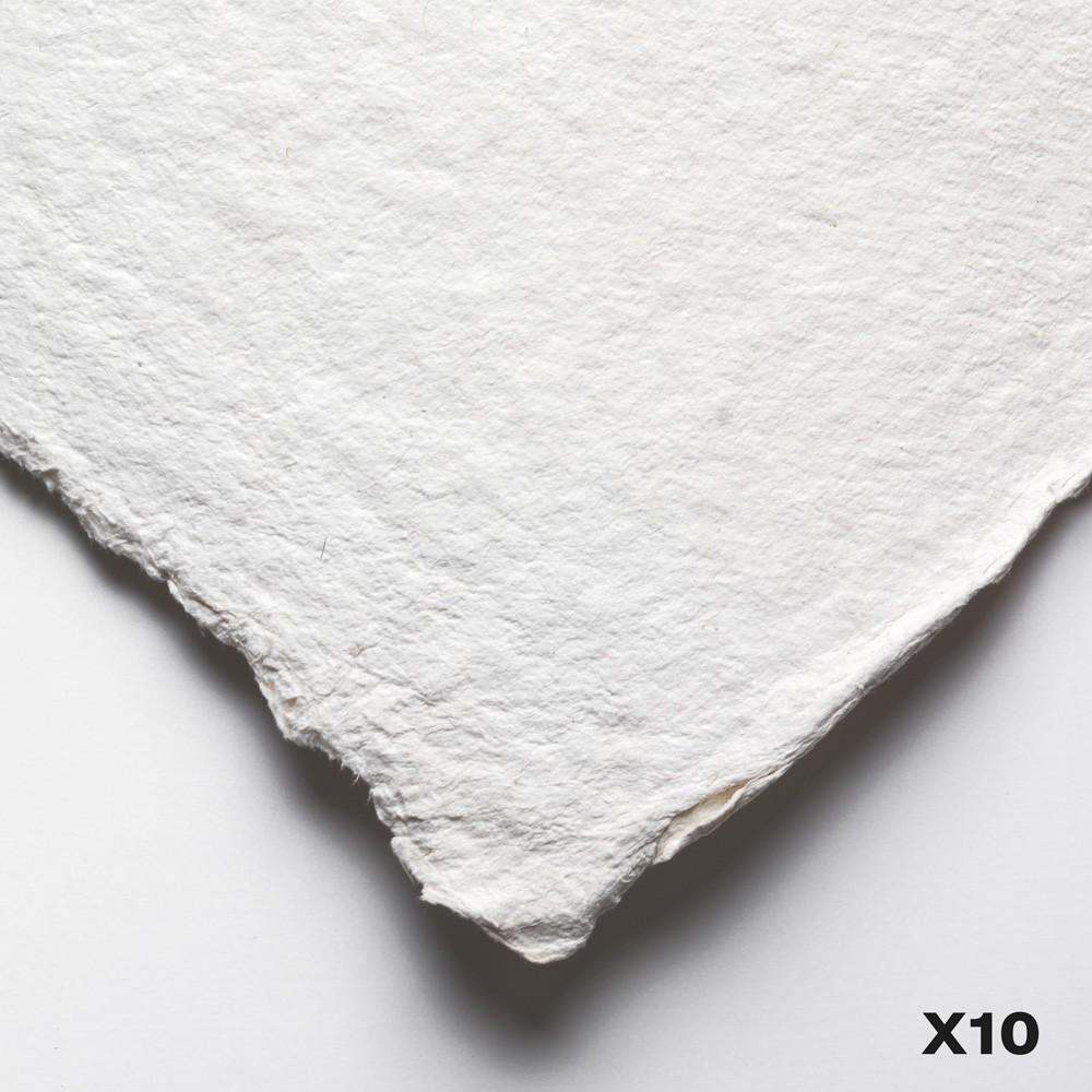 Jackson's : Eco Papier : A Très Fort Grammage : 560lb : 56x76cm : 10 full Feuilles