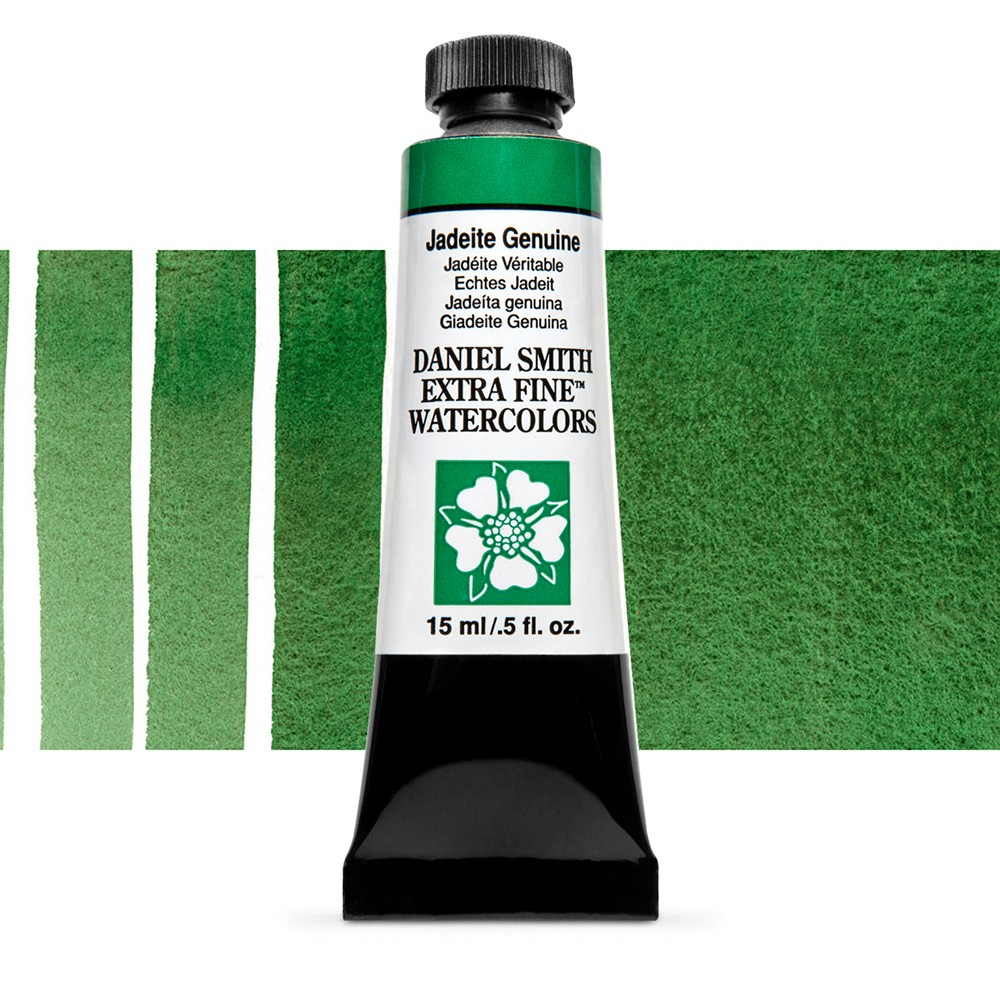 Daniel Smith Primatek Watercolour Paint 15ml Jadeite Genuine