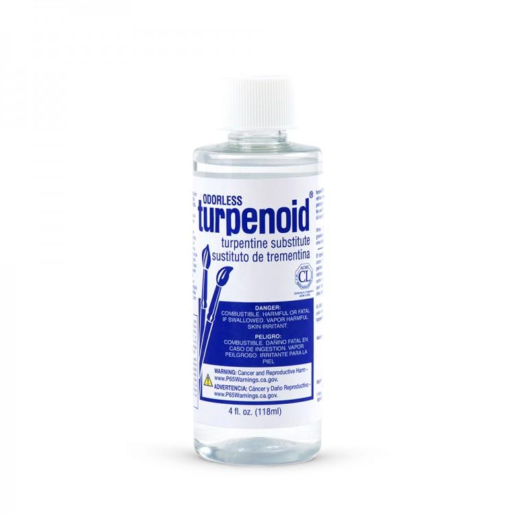 Weber : Turpenoid Sans Odeur : Térébenthine de Subsitution: 118ml