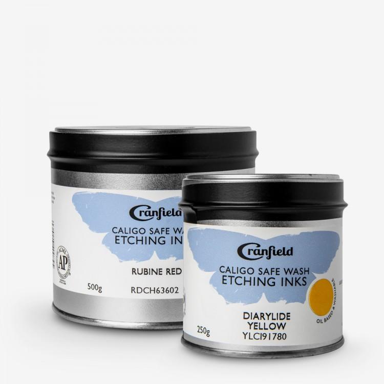 Cranfield : Caligo : Safe Wash Etching Ink