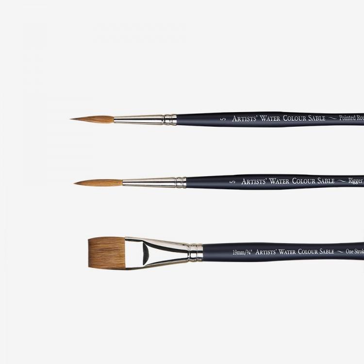 Winsor & Newton : Artist Sable Brushes