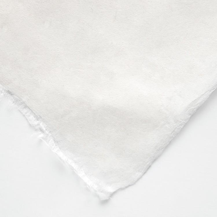 Awagami Washi :Papier Japonais: Kozo Natural Large : 46g : 66x98cm : Feuille Simple