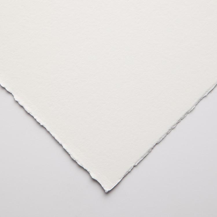 Fabriano : Artistico : 640g : 56x76cm : 1 Feuille : Très Blanc : Grain Satiné