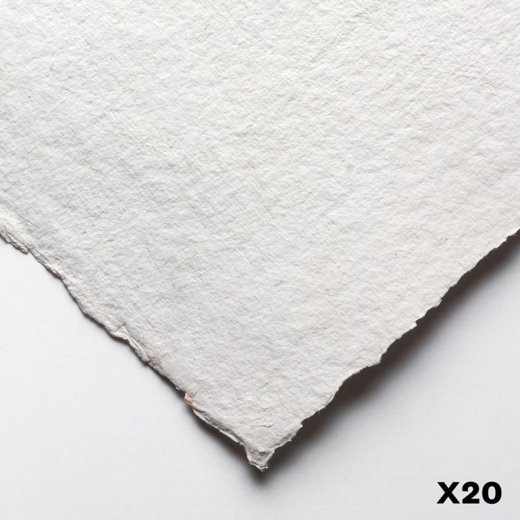 Jackson's : Eco Papier : A Grammage Moyennement Fort : 560lb : 56x76cm : 20 full Feuilles