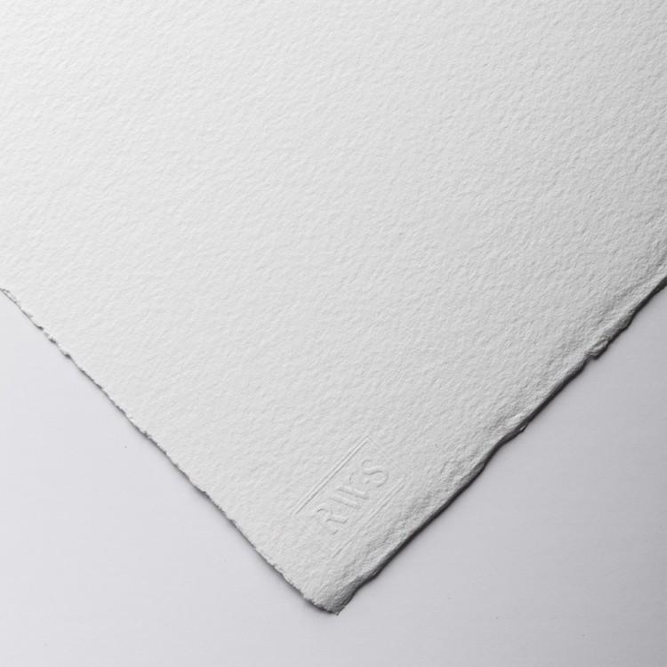 Royal Watercolour Society : Papier Aquarelle : 56x76cm : 300gsm : 1 Feuille : Grain Fin