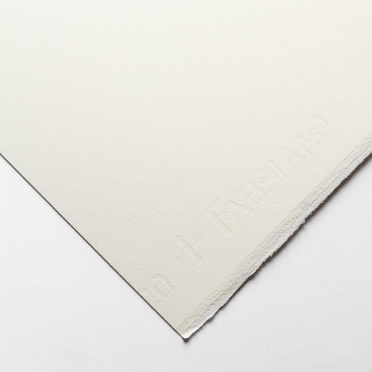 Fabriano : Artistico : 400lb : 640g : 56x76cm : 1 Feuille Traditionnel : Grain Satiné