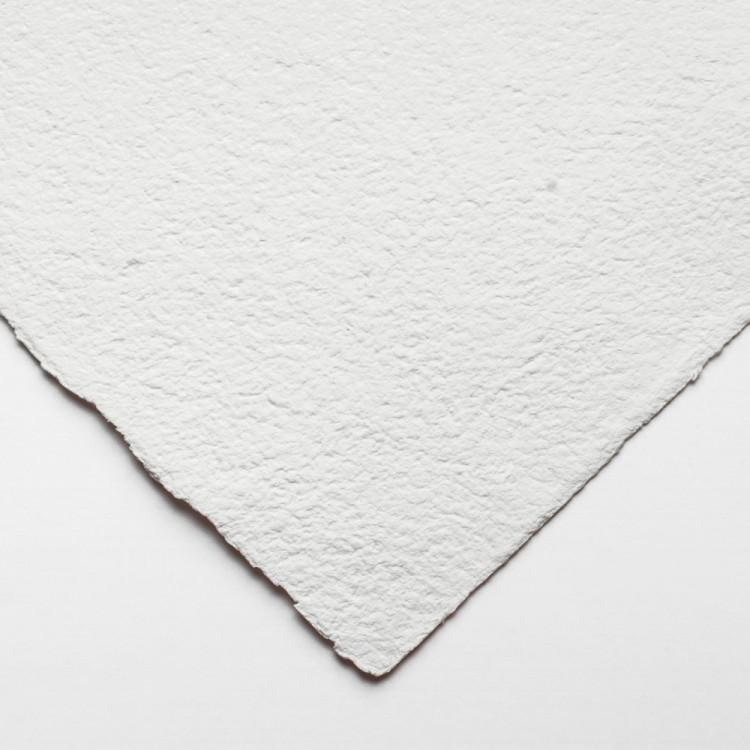 Jackson's : Two Rivers : Papier Aquarelle : 400lb : 56x76cm : Feuille Simple : Grain Fin