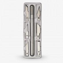 Jakar : Hobby Knife & 6 Assorted Blades