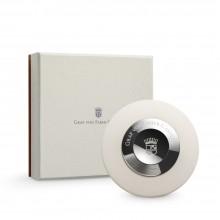 Faber Castell :Gomme Ronde, Plaqué Platinum
