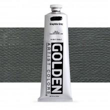 Golden : Heavy Body :Peinture Acrylique : 150ml : Graphite Grey