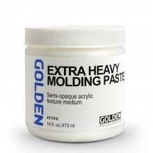 Golden : Extra Heavy Gel/Molding Paste 473ml