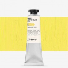 Jackson's : Artist : Peinture Acrylique : 60ml : Primrose Yellow