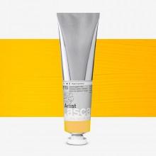 Lascaux : Artist : Peinture Acrylique : 45ml : Cadmium Yellow Medium