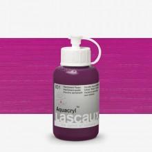 Lascaux : Aquacryl : Artists' :  Peinture Aquarelle: 85ml : Permanent Purple