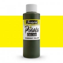 Jacquard : Piñata : Encer à Base d'Alcool : 4oz (118ml): Sunbright Yellow 002 (Expédition par voie terrestre)