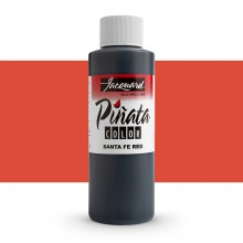 Jacquard : Piñata : Encer à Base d'Alcool : 4oz (118ml): Santa Fe Red 007 (Expédition par voie terrestre)