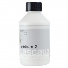 Lascaux : Medium 2 : 250ml : Mat:
