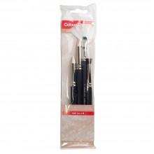 Colour Shapers :Outil en Silicone : Kit Mélangeur pour Pastel : Taille 6 (Large)