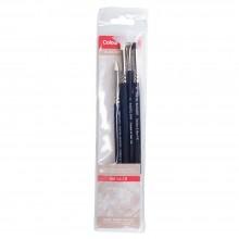 Colour Shapers :Outil en Silicone : Kit Mélangeur pour Pastel : Taille 2 (Small)