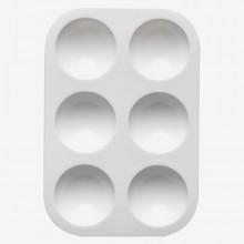 Palette plastique: 6 bien 3,5 x 5 po.