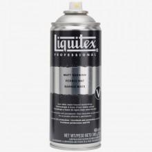 Liquitex : Spray Professionnel : 400ml : Verni Matt : A Base d'Eau : Peu d'Odeur : Expédition par Voie Terrestre