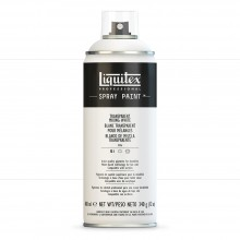Liquitex : Professionnel: Peinture en Spray : 400ml: Transparent Mixing White (Expédition par voie terrestre)