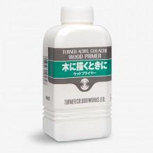 Turner : Gouache Acrylique :  Apprêt pour Bois : 160ml