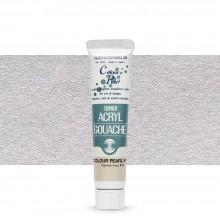 Turner : Gouache Peinture Acrylique  : 20ml: Colour Pearl White 401