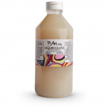 Tri-Art :Médium Liquide pour Vitrage : Pouring Medium : 1000ml