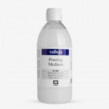 Vallejo :Médium Pouring : 500ml