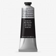 Winsor & Newton : Professionnel: Acrylique : Médium : Gel Brillant : 60ml