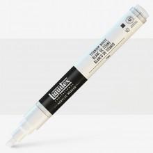 Liquitex : Professionnel: Marqueur : 2mm : Mine Fine: Titanium White