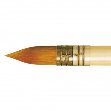 Da Vinci :Pinceau : Poils Synthétiques Filés : Série 488 : Size 8